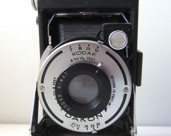 Vintage Koda Dakon Folding Camera 1930's