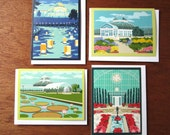 Conservatory Collection Note Cards
