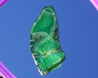 Agate Thick Green