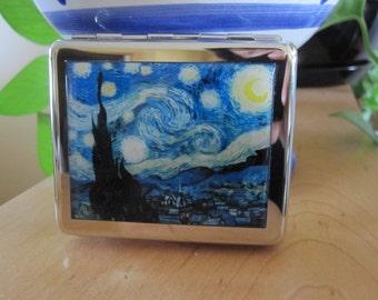 Starry Night  Pill Box