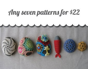 Discount Pattern Package: Choose Any 7