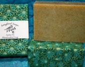 Rosemary & Mint Vegan Soap Bar Palm Oil Free