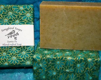 Sale!!  Rosemary & Lavender Vegan Soap Bar Palm Oil Free