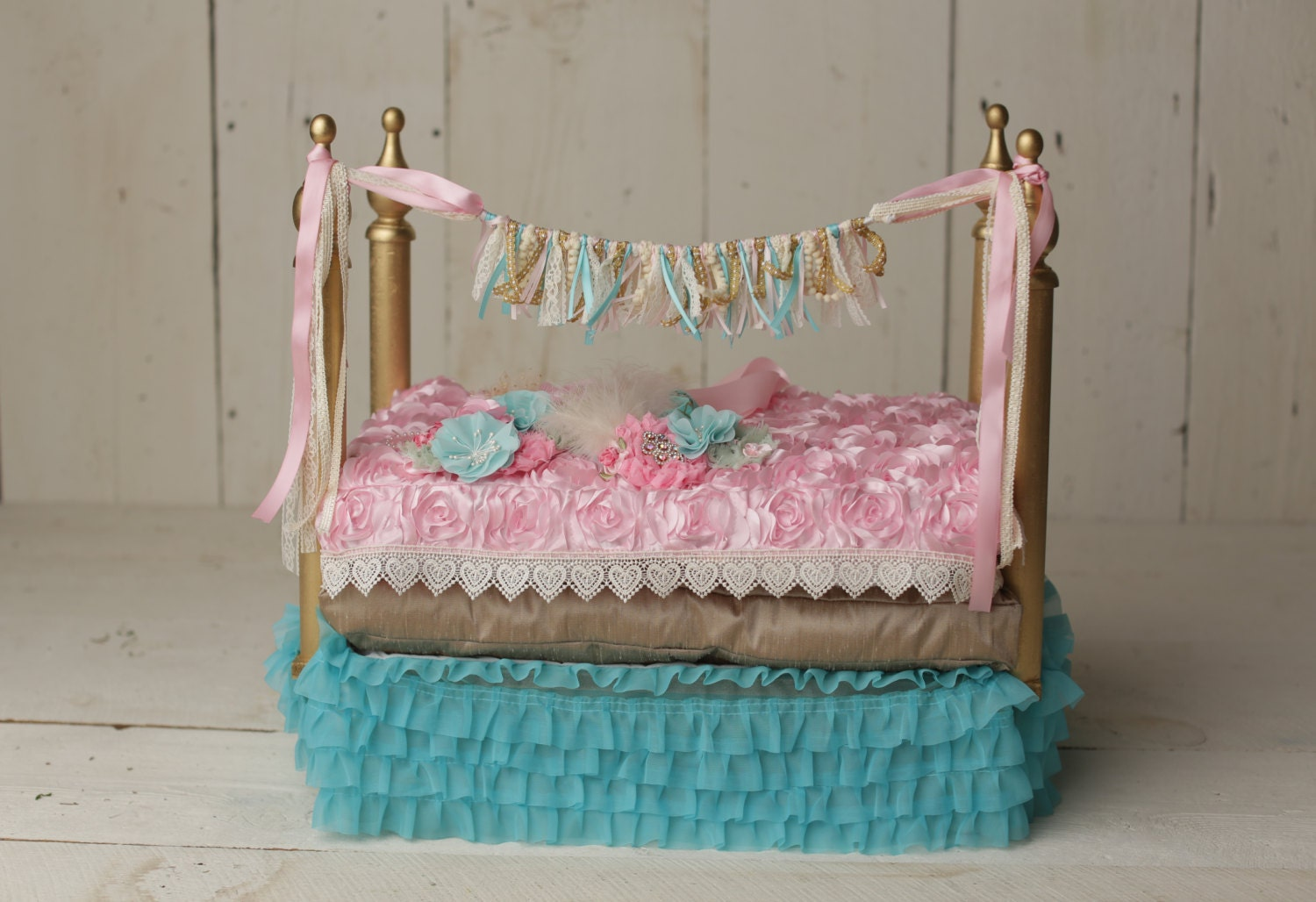 Baby bed in nigeria - Baby Marie Baby Bed Prop Newborn Baby Bed Photo Prop Marie Antoinette Inspired Colors Baby Items Props