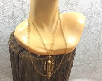 Vintage Gold Trifari Necklace
