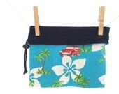 Blue Hawaii, Reversible Project Bag, Medium