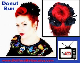 DollfaceBettys Hair Donut Styling Tool