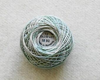 Valdani Size 12 Pearl/Perle Cotton Threads #M93