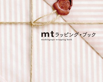 MT Masking Tape Wrapping Book (Japanese Edition) Washi Tape Wrapping