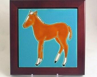 6 x 6 Brand New Pony