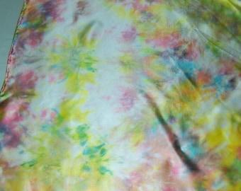 Square silk scarf 60's
