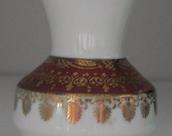 Vintage Leart Small Vase Pomerode