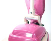 Collectable Hoover Upright  Vacuum in RARE Pink