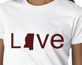 My State LOVE Shirt