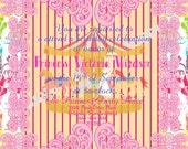 MARY POPPINS Inspired Invitation Fairytale Birthdays CUSTOM Wording