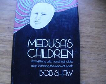 Vintage Book Medusa's Children by Bob Shaw