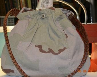 Desert Camo Bag