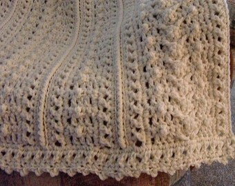 Crochet Baby Blanket Pattern Etsy : Afghan pattern Etsy