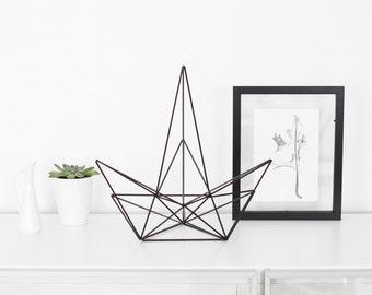 STELLA |  Geometric Star Sculpture | Himmeli