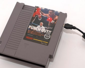 NES Hard Drive - Mike Tyson's Punch Out! USB 3.0