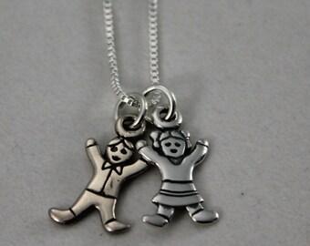 Darling Children Mother's Necklace