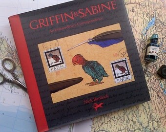 Griffin & Sabine BOOK by Nick Bantock An Extraordinary Correspondence
