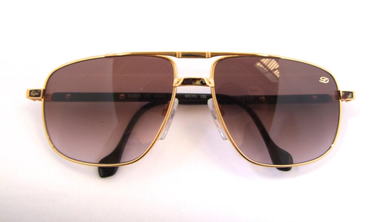 st dupont eyeglasses 80s 90s vintage designer by