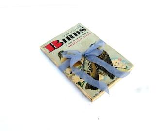 Golden Nature Guide ORNITHOLOGY Bird Book 1956 Collectible Vintage Edition