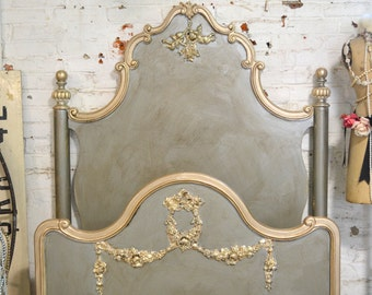 Painted Cottage Marie Antoinette Romantic French Bed