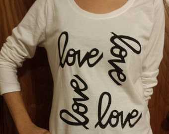 Join the Love Revival Long Sleeve T-Shirt