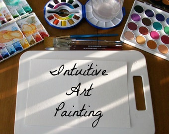 Intuitive Art Painting - Custom