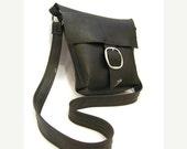 HOLIDAYSALE Large Size Traveler Hip Bag - Recycled Rubber Shoulder Bag