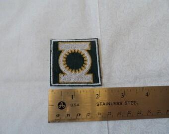 Steampunk Green Lantern Patch