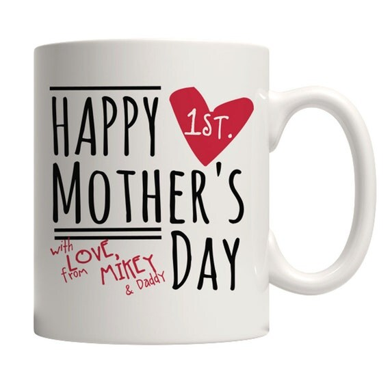First Mothers Day Gift Idea Happy 1st Mother 39 S Day 2016