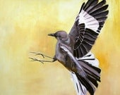 Mockingbird - Archival Print