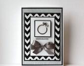 Engagement / Wedding Handmade Card