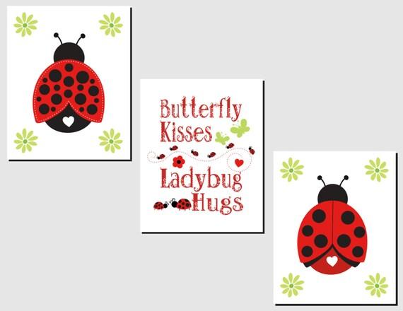 ladybugs butterfly baby girl - photo #31