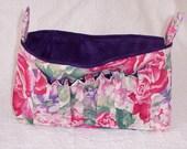 Bag Organizer - Handbag Insert - Extra Pockets - Purse Organizer - Handbag Divider - Handmade Gift for Her - Gifts under 20 Dollars