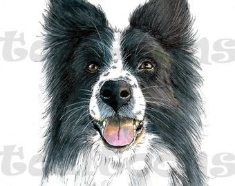 Dog Portrait from Photos