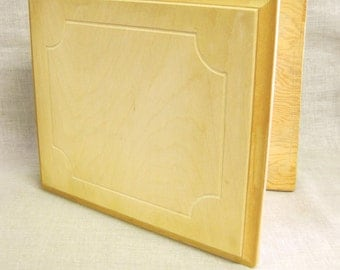 Scrapbook Album , Photo Album , Wooden Album , Handmade , Scrapbooking , Wooden Book , Scrapbook Supplies , Hand Crafted , Albums , Books