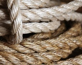 Pro-Manila Rope Upgrade for Tree Swing for One by Peg and Awl