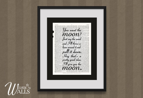 Lasso The Moon It 39 S A Wonderful Life Quote Jimmy By Classicwalls