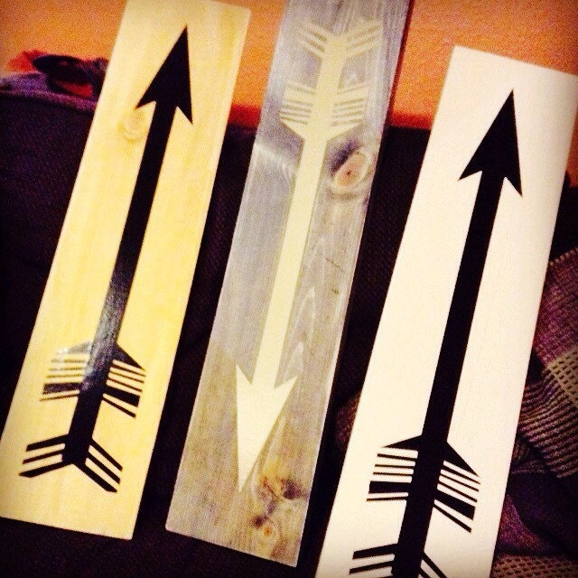 Arrows For Wall Decor : Arrow wall decor