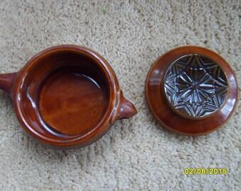 McCoy Stoneware USA Gourmet Parisianne, Vintage McCoy Bowl