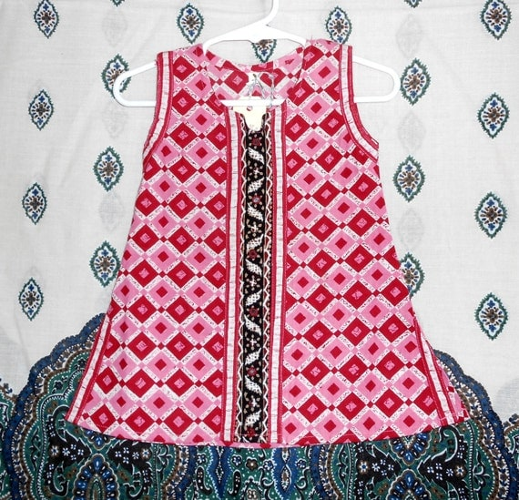 Baby Dress Baby Clothes Girls Dress Cotton India Dress India