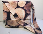 Mini Messanger Bag - Washable