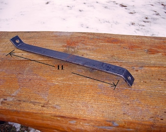 Metal TwinLeg Accessory, Bench Or Coffee Table 207 Gusset Strap Set of 2 Straps