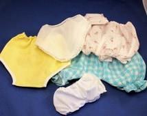 Doll Underwear Pantaloons Panties Lot Vintage Clothes