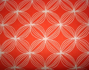 Star Pods Coral Fabric by Michael Miller - 1 Yard