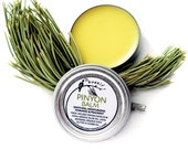Pinyon Balm - Aromatic, Moisturizing First Aid Salve, Wildcrafted & Organic - .5 oz tin
